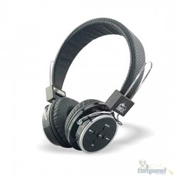 Fone de Ouvido Bluetooth Micro SD FM B05 Preto